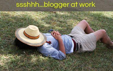 The Real Reason I Blog: I'm Lazy