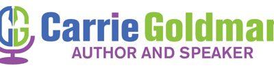 Carrie Goldman, Author & Speaker