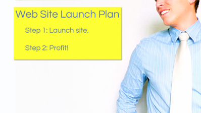 4 Dull Things You Need When Your Web Site Launches