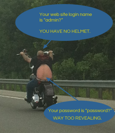 Passwords for Your Web Site